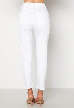 Trendyol Lissy Jeans Beyaz/White Bubbleroom.fi