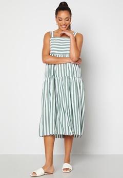 Trendyol Nadja Midi Dress Yesil/Green Bubbleroom.fi