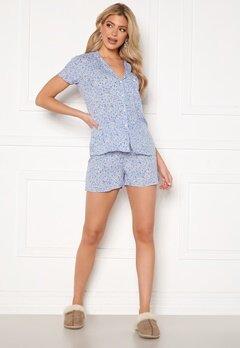 Trendyol Shirt Short Pyjama Set Multi Color Bubbleroom.fi