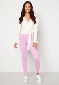 Trendyol Sindy Leggings Pembe/Pink Bubbleroom.fi