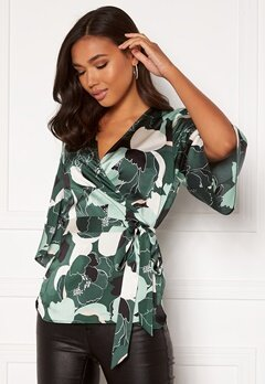 Twist & Tango Alina Blouse Forest Flower Bubbleroom.fi