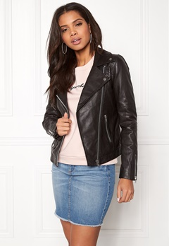 Twist & Tango Amanda Leather Jacket Black Bubbleroom.fi