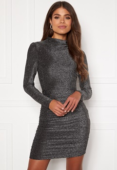 Twist & Tango Dina Dress Silver Metallic Bubbleroom.fi