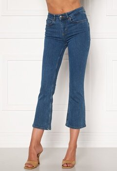Twist & Tango Jo Jeans Skinny Mid Blue Bubbleroom.fi
