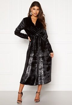 Twist & Tango Malena Dress Black Glitter Bubbleroom.fi