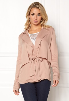 Twist & Tango Mischa Trenchcoat Rose Bubbleroom.fi