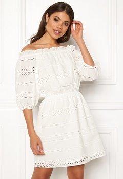 Twist & Tango Phyllis Dress White Bubbleroom.fi