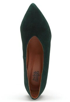Twist & Tango Rio Leather Heels Blackish Green Bubbleroom.fi
