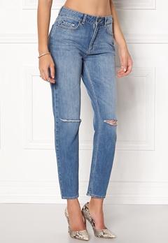 Twist & Tango Sarah Jeans Mid Blue Cut Bubbleroom.fi