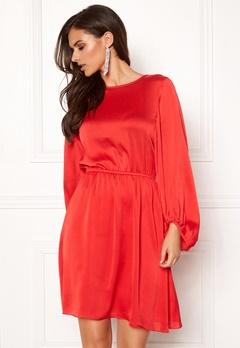Twist & Tango Serena Dress Raspberry Red Bubbleroom.fi