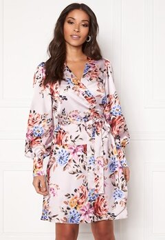Twist & Tango Teresa Dress Pink Flower Bubbleroom.fi