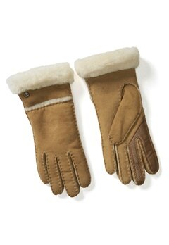 UGG Seamed Tech Glove Chestnut Bubbleroom.fi
