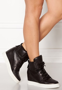 UMA PARKER Boston Shoes Black Bubbleroom.fi