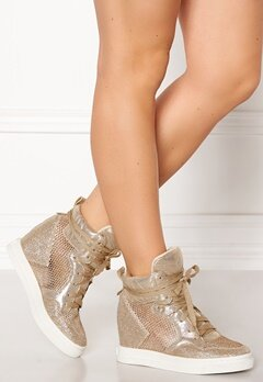 UMA PARKER Diego Shoes Gold Bubbleroom.fi