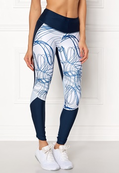 Under Armour Armour Fly Printed Tight Academy Bubbleroom.fi