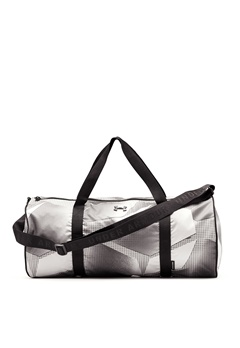 Under Armour Favorite Duffel 2.0 Steel/Black Bubbleroom.fi