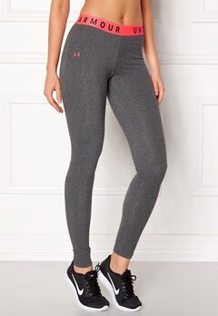 Under Armour Favorites Legging Charcoal Light Heat Bubbleroom.fi