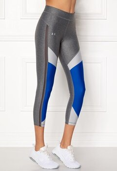Under Armour UA Color Ankle Leggings Midnight Navy Bubbleroom.fi