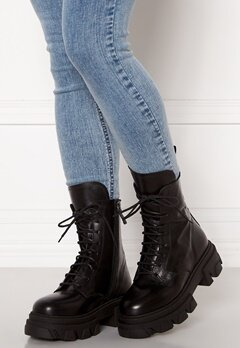 VAMSKO Freja Boots Black Bubbleroom.fi
