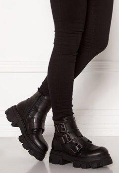 VAMSKO Frida Leather Boots Black Bubbleroom.fi
