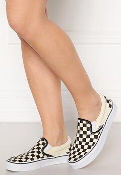 Vans Classic Slip-On Sneakers Blk&WhtC Bubbleroom.fi