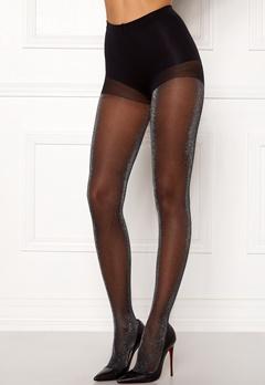 VERO MODA Basia Tights Black Bubbleroom.fi