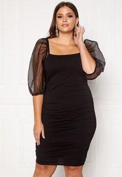 Vero Moda Curve Celly Dress Black Bubbleroom.fi