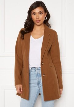 VERO MODA Dafnejaney Jacket GA Tabacco Brown Bubbleroom.fi