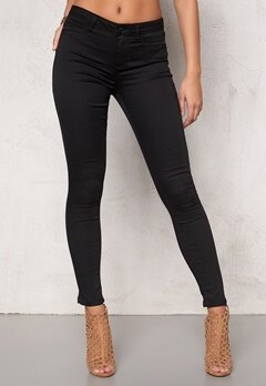 VERO MODA Flex Jeggings Black Bubbleroom.fi