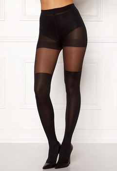 VERO MODA Gladys Tights Black Bubbleroom.fi