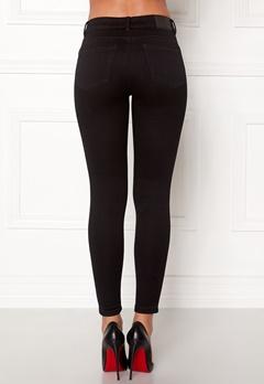 VERO MODA Seven Shape Up Jeans Black Bubbleroom.fi