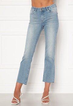 VERO MODA Sheila Kick Flare Jeans Light Blue Denim Bubbleroom.fi