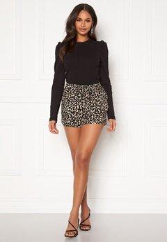 VERO MODA Simply Easy Nw Shorts Wvn Ga Oatmeal Bubbleroom.fi