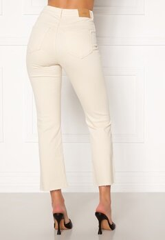 VERO MODA Stella HR Kick Flare Jeans Birch Bubbleroom.fi