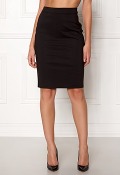 VERO MODA Victoria HW Pencil Skirt Black Bubbleroom.fi