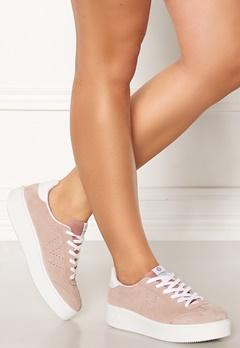 Victoria Victoria Leather Sneaker Nude Bubbleroom.fi
