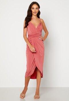 VILA Alyssum Singlet Dress Slate Rose Bubbleroom.fi