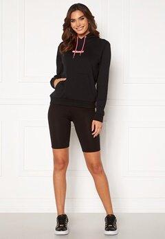 VILA Cool Solid Biker Shorts Black<br>  Bubbleroom.fi