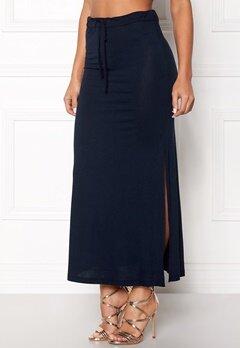 VILA Deana Maxi Skirt Total Eclipse Bubbleroom.fi