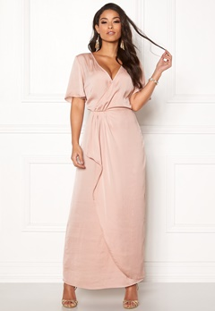 57c019b8 VILA Floating 2/4 Ankle Dress Rose Smoke Bubbleroom.fi