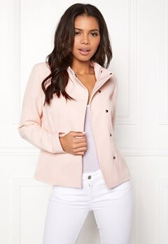 VILA Mali Short Jacket Peach Blush Bubbleroom.fi