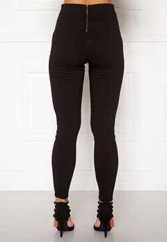 VILA Marikka HWSS 7/8 Leggings Black Bubbleroom.fi