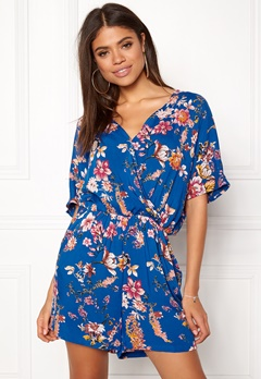 VILA Morra V-neck Playsuit Allure Bubbleroom.fi