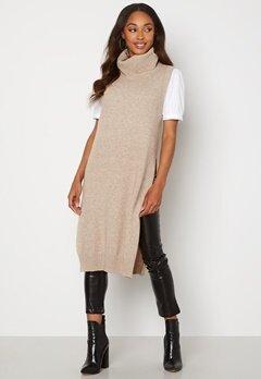 VILA Ril Long S/L Knit Vest Bubbleroom.fi
