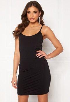 VILA Surface Adjustable Dress Black Bubbleroom.fi