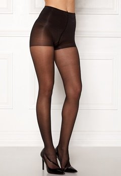 Vogue Slim Magic Tights 20 Den Black Bubbleroom.fi