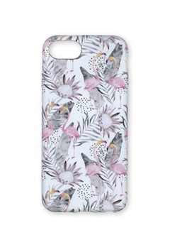 Wilma Wilma Soft Case Flamingo Bubbleroom.fi