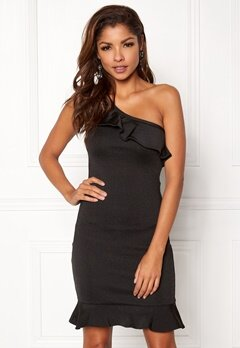 WOW COUTURE Lenore Bandage Dress Black Bubbleroom.fi
