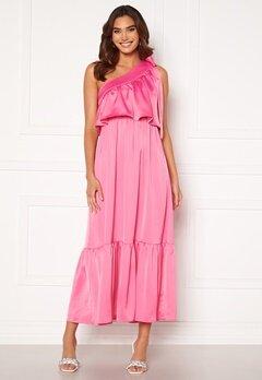Y.A.S Victoria OS Ankle Dress Azalea Pink Bubbleroom.fi