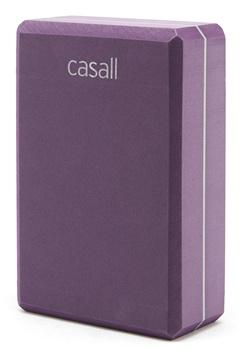 Casall Yoga Block 655 Pulse Purple Bubbleroom.fi